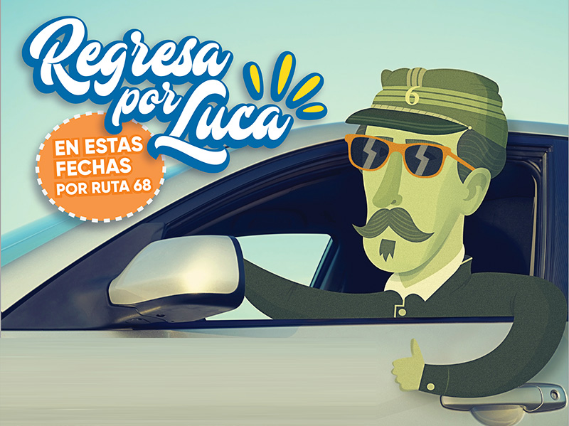 Regresa por luca